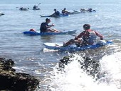 Morfa Bay Adventure Kayaking