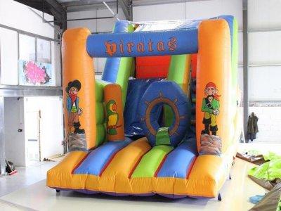 Medium-sized inflatable slide rental, Seville