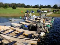 Our fishing boats