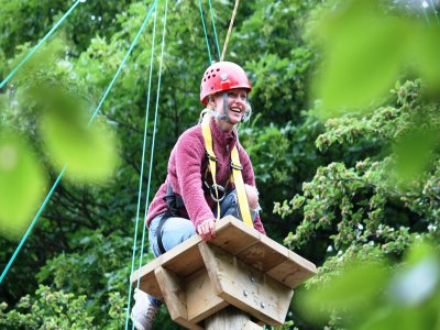 Outdoor + Active Wimbleball High Ropes