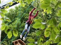 Highropes course