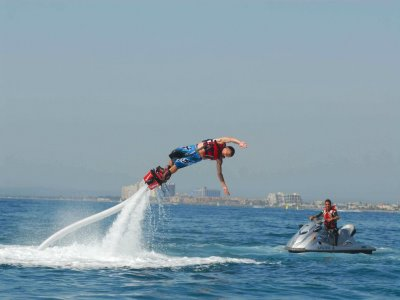 Flyboard Session in the Bay of Roses 20 Min