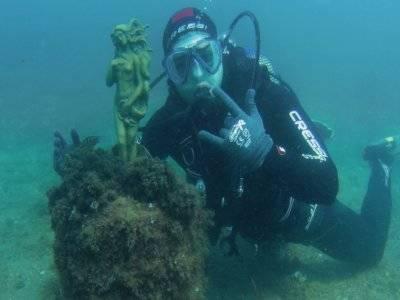 Diving baptism at sea, Almería, 2 hours