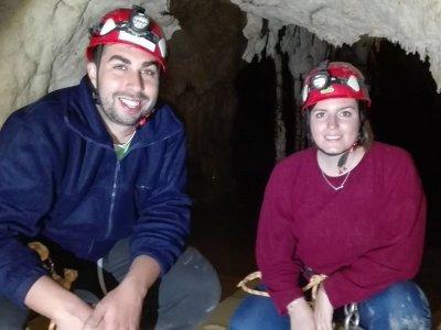 Red de Cuevas del Alto Asón