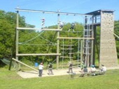 Morfa Bay Adventure High Ropes