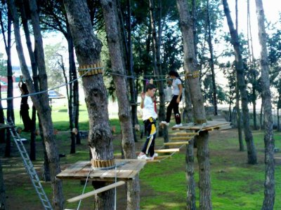 Multi-Adventure Center in Maribáñez