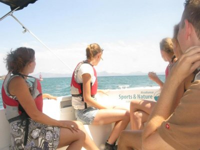 VIP boat trip in Port de Pollença for 1 day