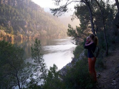 Canoeing + Hiking pack, Benifallet.