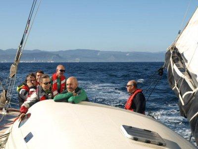 Catamaran Rental in Barcelona, 4 Hours