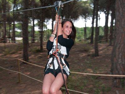 Parc d'Aventura El bosc dels impossibles