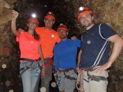 Spelunking, hiking, & other of your choice & night