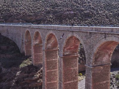 Bungee Jumping in Gador, 20 metres