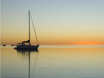 Boat trip for half a day, Almería
