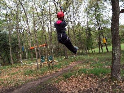 Adventure Circuit + Zip Wire, Logroño, Adults