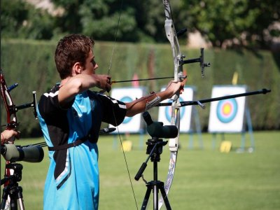 Archery for 1 hour for groups in Cistiema