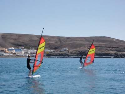 Water Sports Fuerteventura Windsurf