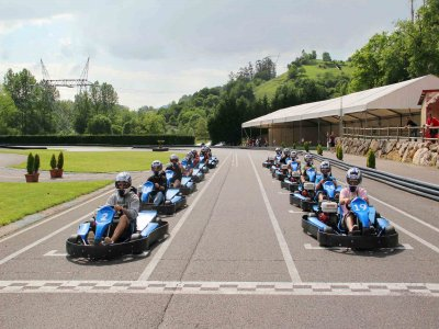 Karting for Groups in Soto de Dueñas