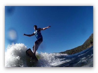 Wakeboard or Wakesurf, Pelayos de la Presa, 20 min