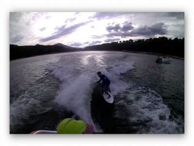 Wakesurfing Course in Madrid's Beach, 1 Hour