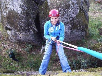 Climbing course 10 h, Mazaricos