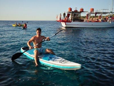 Hire Boat Ibiza Paddle Surf
