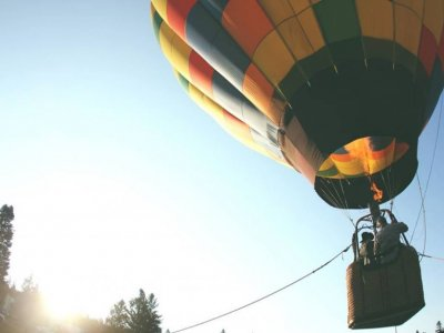 Balloon Ride and ticket to the Alhambra de Granada