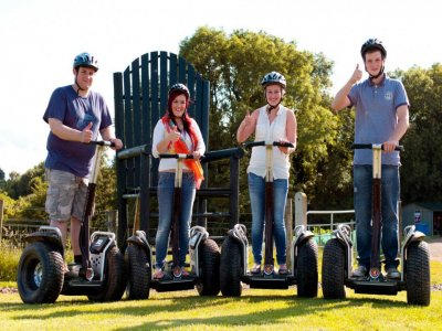 The Jungle NI Segway