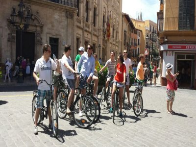 Bike rental in Palma de Mallorca 1 day
