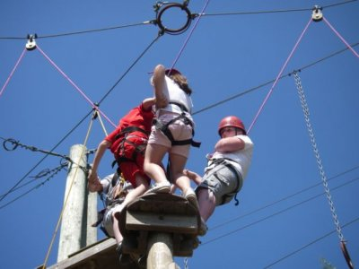 Upton Warren Outdoor Education Centre High Ropes