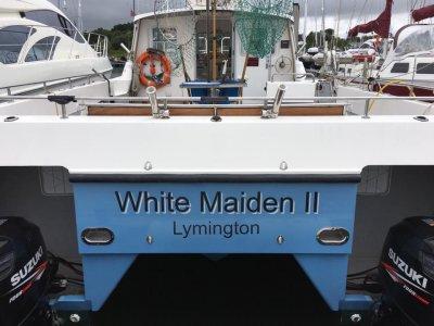 White Maiden Sports Fishing