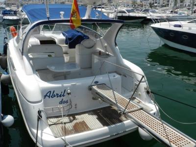 Boat rental in Puerto Banús, Marbella 8 hours