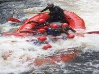 Group rafting sessions