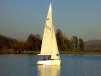 Sailing boat hire