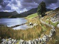 Hiking through Wales