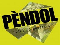 pèndol guies de muntanya Vía Ferrata