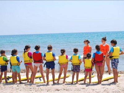 Aloha Sport Campamentos de Surf