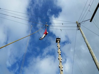 East Barnby Outdoor Centre High Ropes