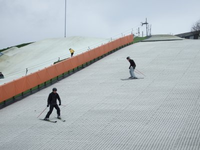 East Barnby Outdoor Centre Skiing
