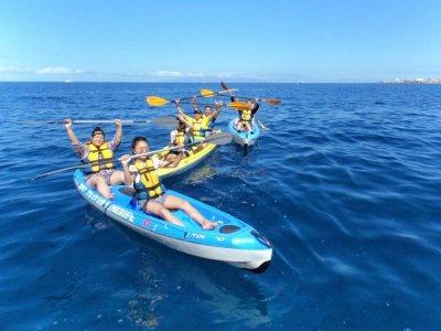 Escuela de Surf Sports Club Tenerife Kayaks