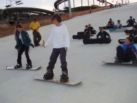 Dry Slope Skiing