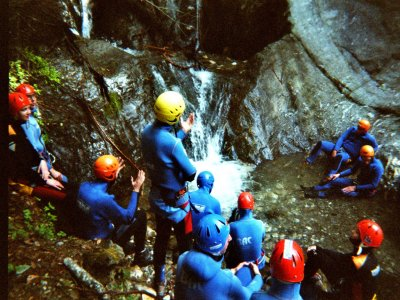 East Barnby Outdoor Centre Canyoning
