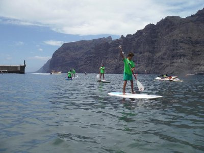 Escuela de Surf Sports Club Tenerife Paddle Surf