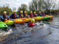 Kayaking for Beginners!
