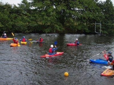 Twin Peaks Outdoor Activities Kayaking