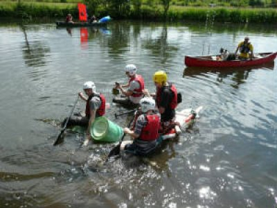 Twin Peaks Outdoor Activities Rafting