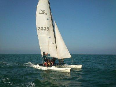 Club Windsurf Puntaolas Vela