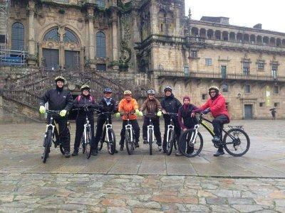 Portuguese Camino de Santiago electric bike
