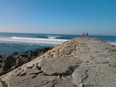Portuguese Camino de Santiago by BBT and surfing