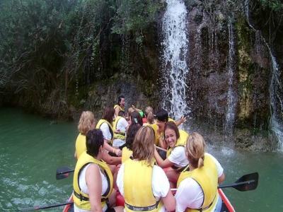 Rafting Almadenes Abrigos & Puerto's Cave