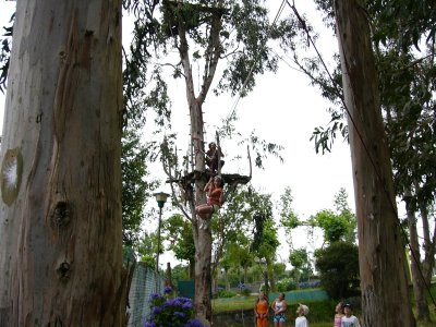 Adventure Park and Games in Rianxo